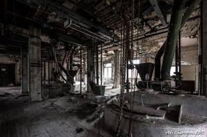 Rusty chains by adi-cherryson