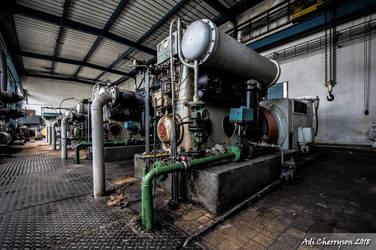 Diesel power by adi-cherryson