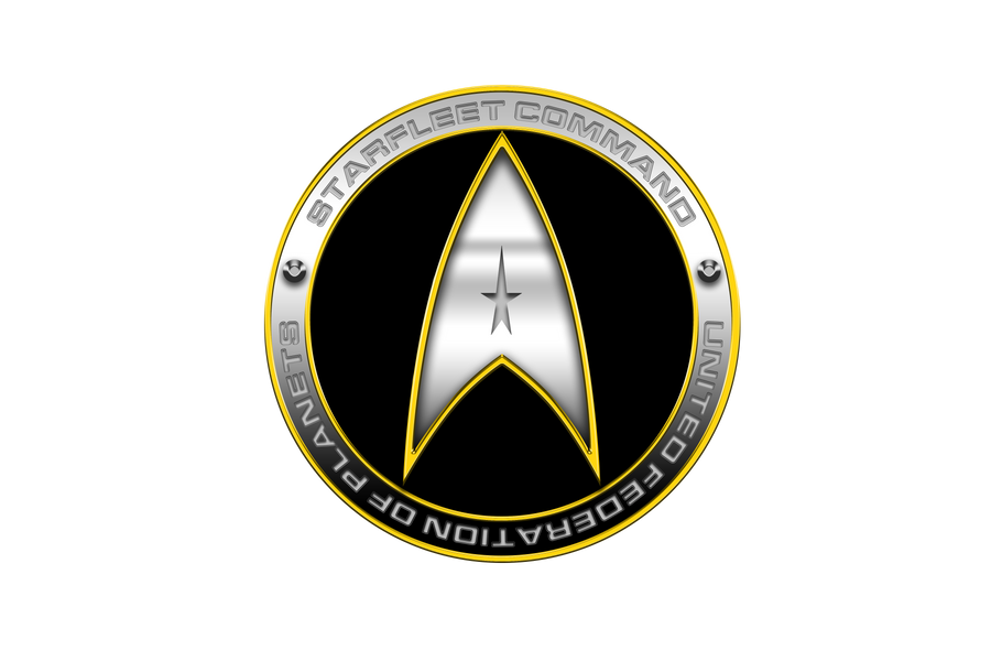 Starfleet Command Badge by Cyklus07 on DeviantArt