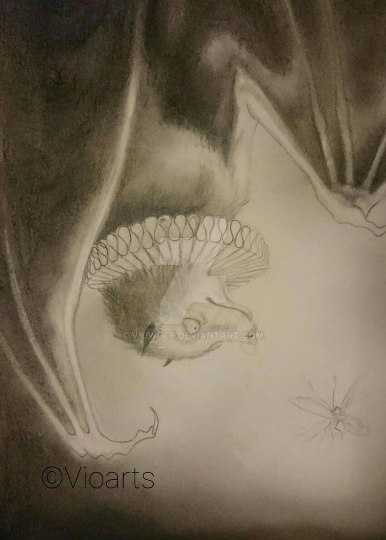 bat wip by VioWolf