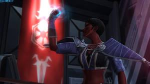 Amerissa, Dark Lord of the Sith