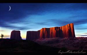 Desert Dreams by Lady-Trevelyan