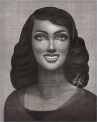 A Lady's Smile by EbonyCG
