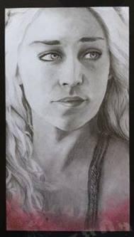 Daenerys Targaryen by Summia-art