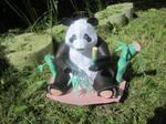 Panda Papercraft.