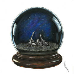 Starglobe by bundleofblues