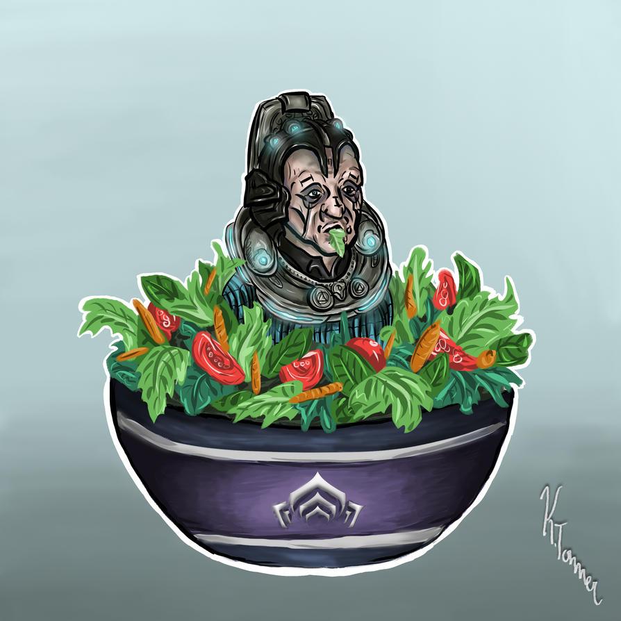 Salad V by bundleofblues