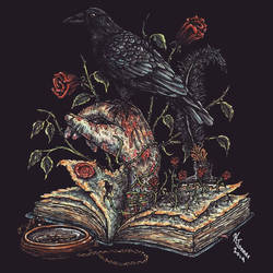 Open Book by bundleofblues