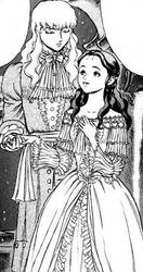 Berserk manga by LalyKiasca