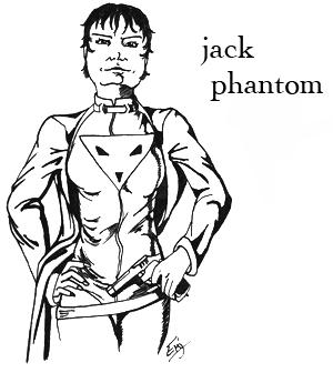 Jackie Phantom by SheCat