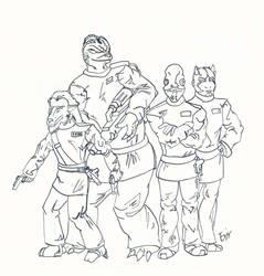 Durlock's Death Commandos