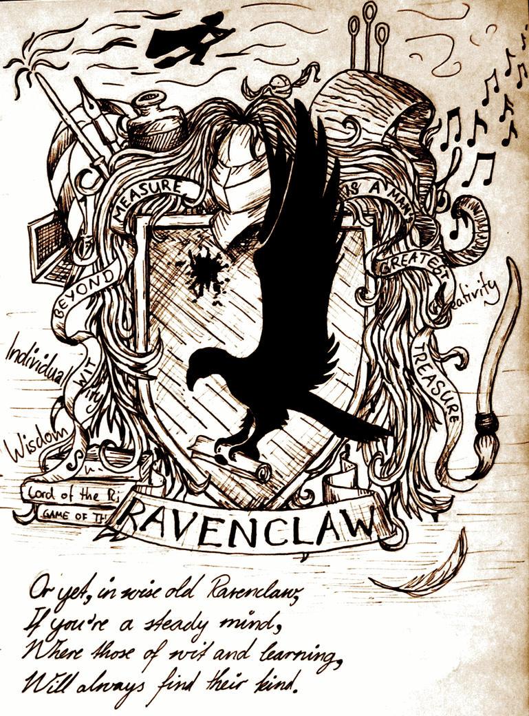 Ravenclaw by LadyWolf009