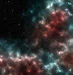 Free Use Space Background: Nebula by Ted-Drakness