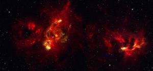 The Heart And Soul Nebula