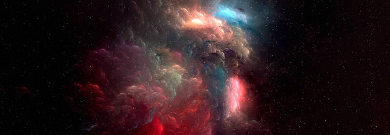 Free Use Space Background: Nebula #32