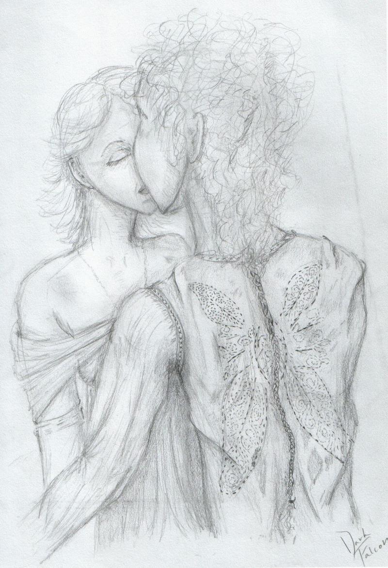 Kiss by DarkFalcon-Z