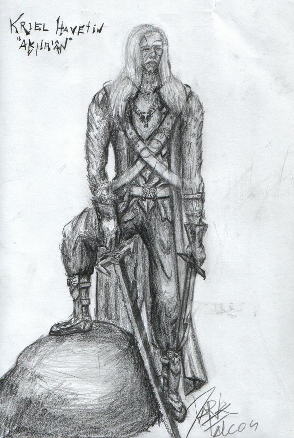 Kriel Havetin by DarkFalcon-Z