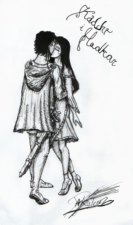 Kadhr i Hadkar by DarkFalcon-Z