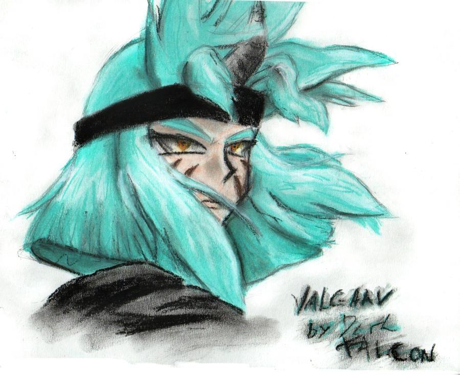 Valgaav by DarkFalcon-Z
