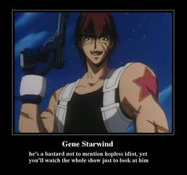Gene Starwind - demotivator