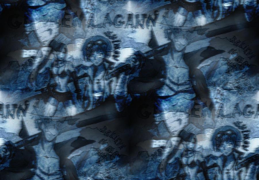 TTGL walpaper by DarkFalcon-Z