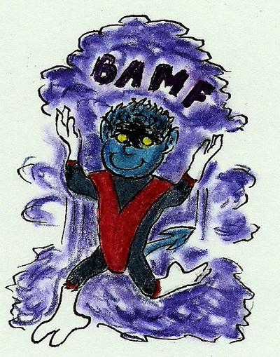Bamf by DarkFalcon-Z