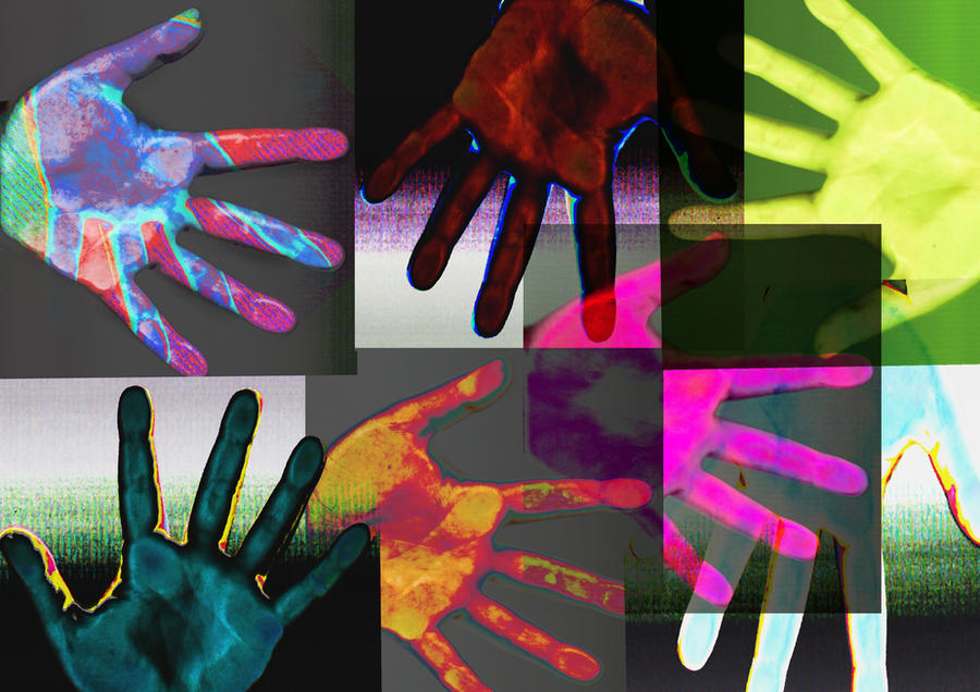 hands by DarkFalcon-Z