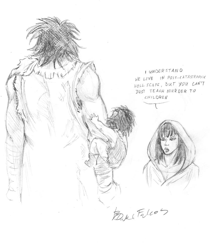 Violence Jack - plot explanation by DarkFalcon-Z