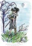 Dororo and Hyakkimaru 8