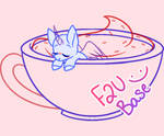 Sleeping In A Cup {BASE}