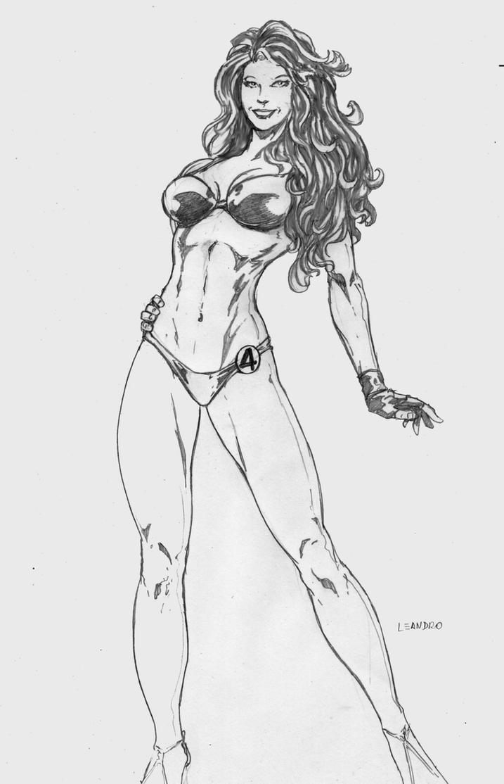 She Hulk By Lorkalt