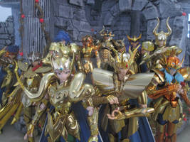 Gold Saints