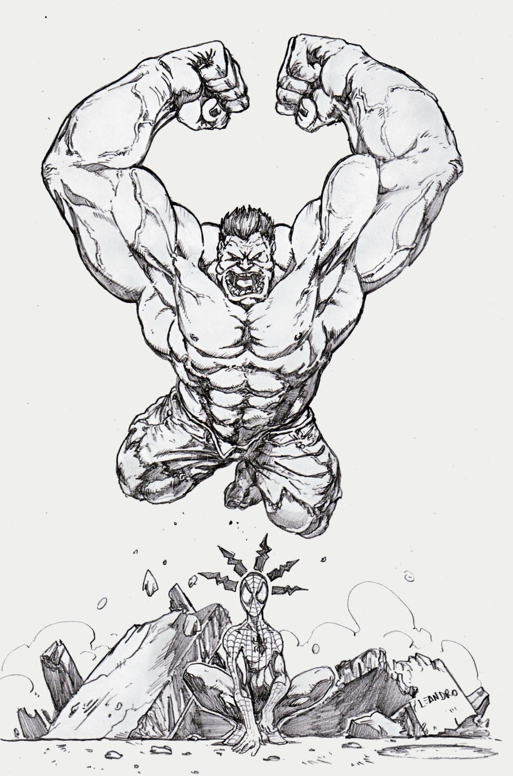 Hulk Smash by lorkalt on DeviantArt