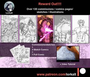 Lorkalt just shared Reward Out
