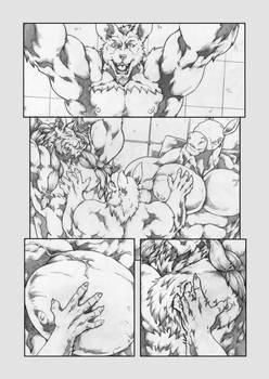 Comic Lock Room page 01