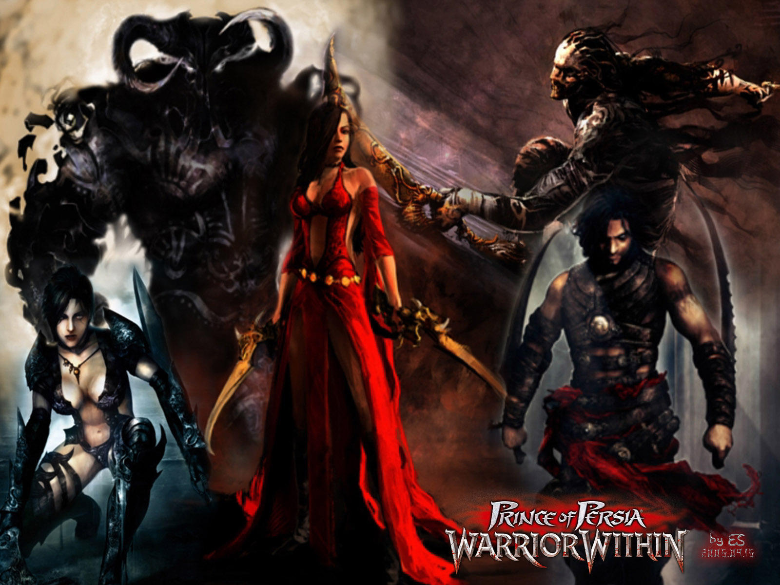 Prince Of Persia Warrior Within Highly Compressed Pc Game