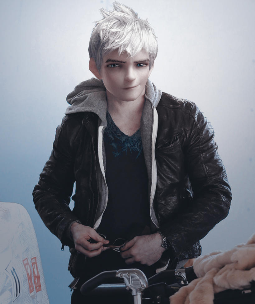 Jack Frost in real Life by RireDeCire on DeviantArt