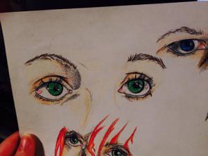 Dean's Eyes 1