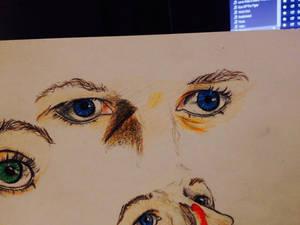 Castiel's Eyes 1