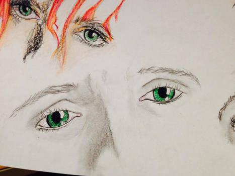 Dean's Eyes 3