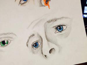 Castiel's Eyes 3