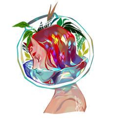the gardener by AppleSeries