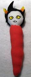 Baby Kanaya Plushie Commission by NocturnalEquine