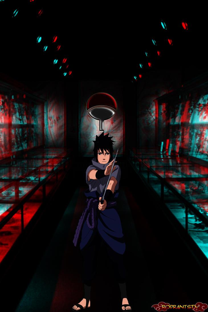 I Am Sasuke Uchiha by hanzojr