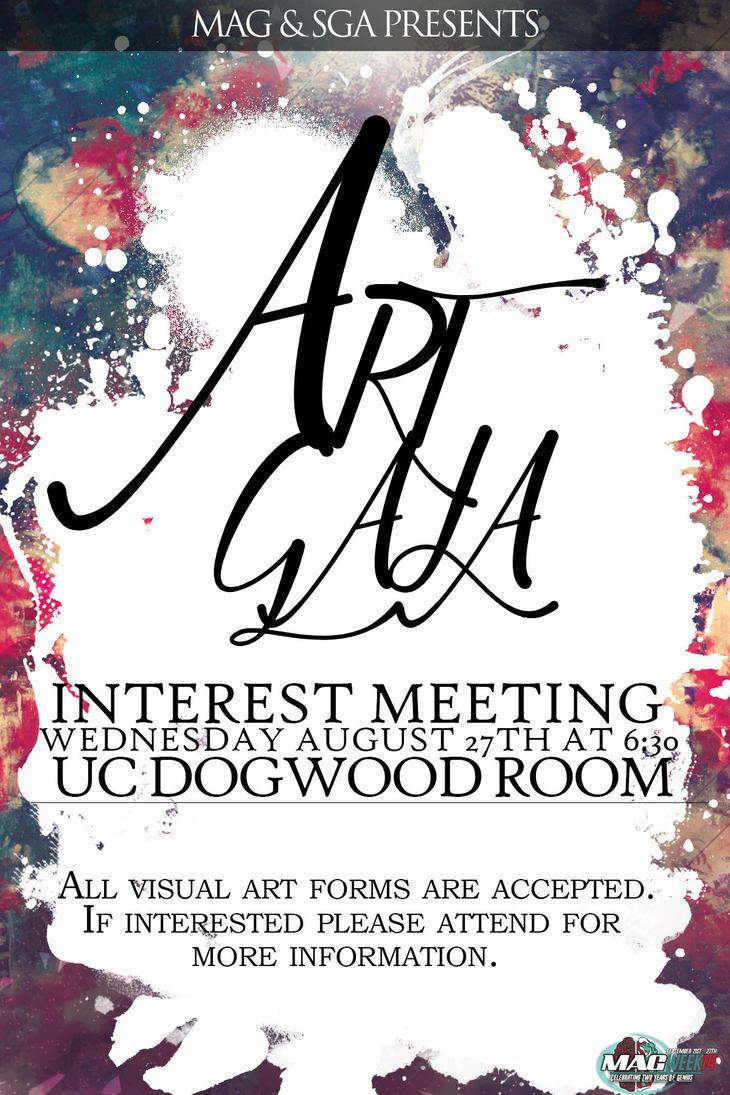 Art5a Interest Meeting by hanzojr