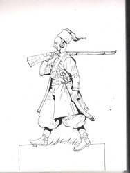 Cossak by landser83