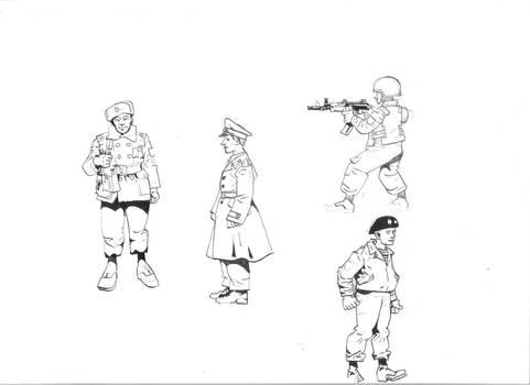 soviet and post soviet militia