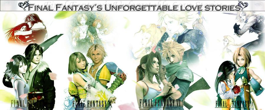 Final fantasy by dawntwilight