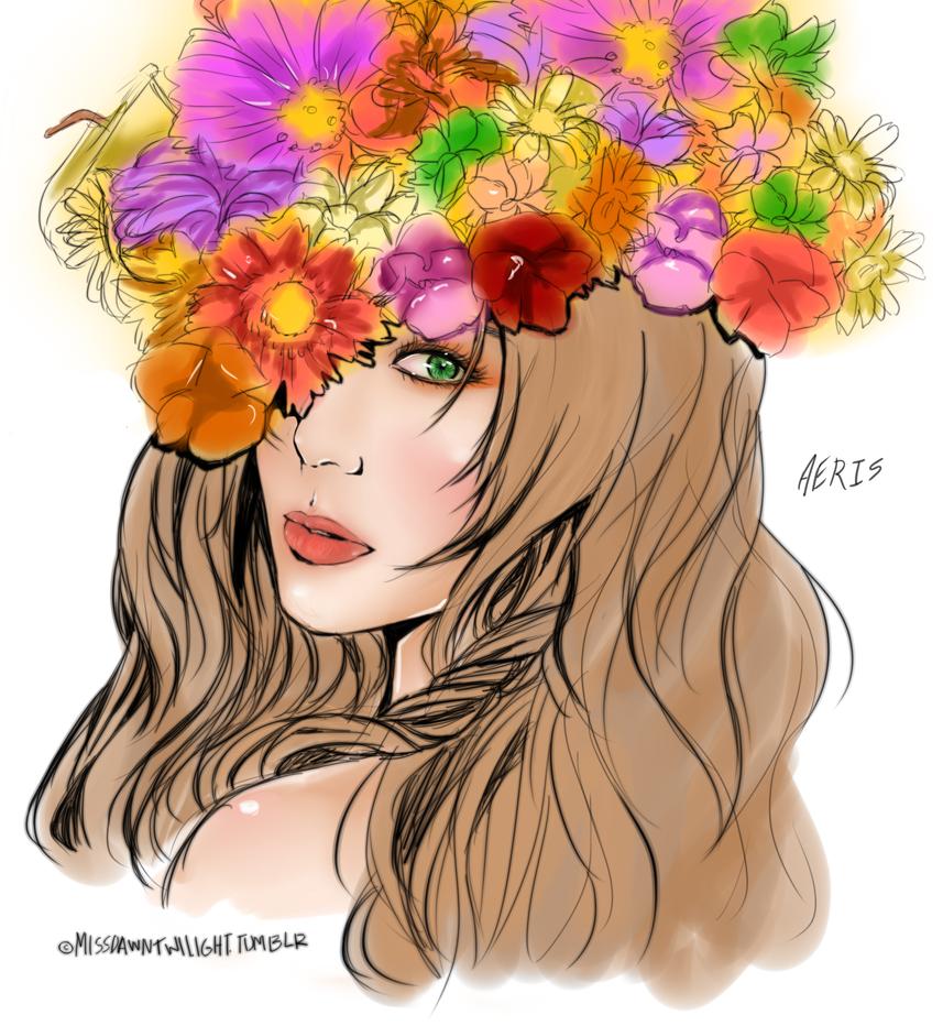 Flowers by dawntwilight