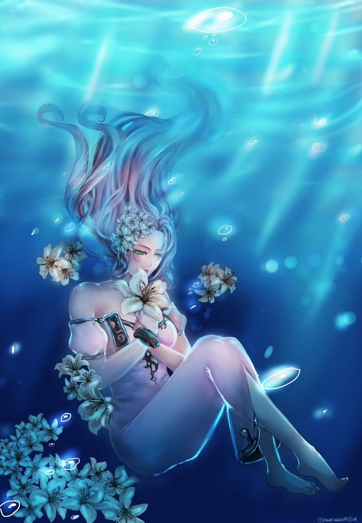 Drown by dawntwilight